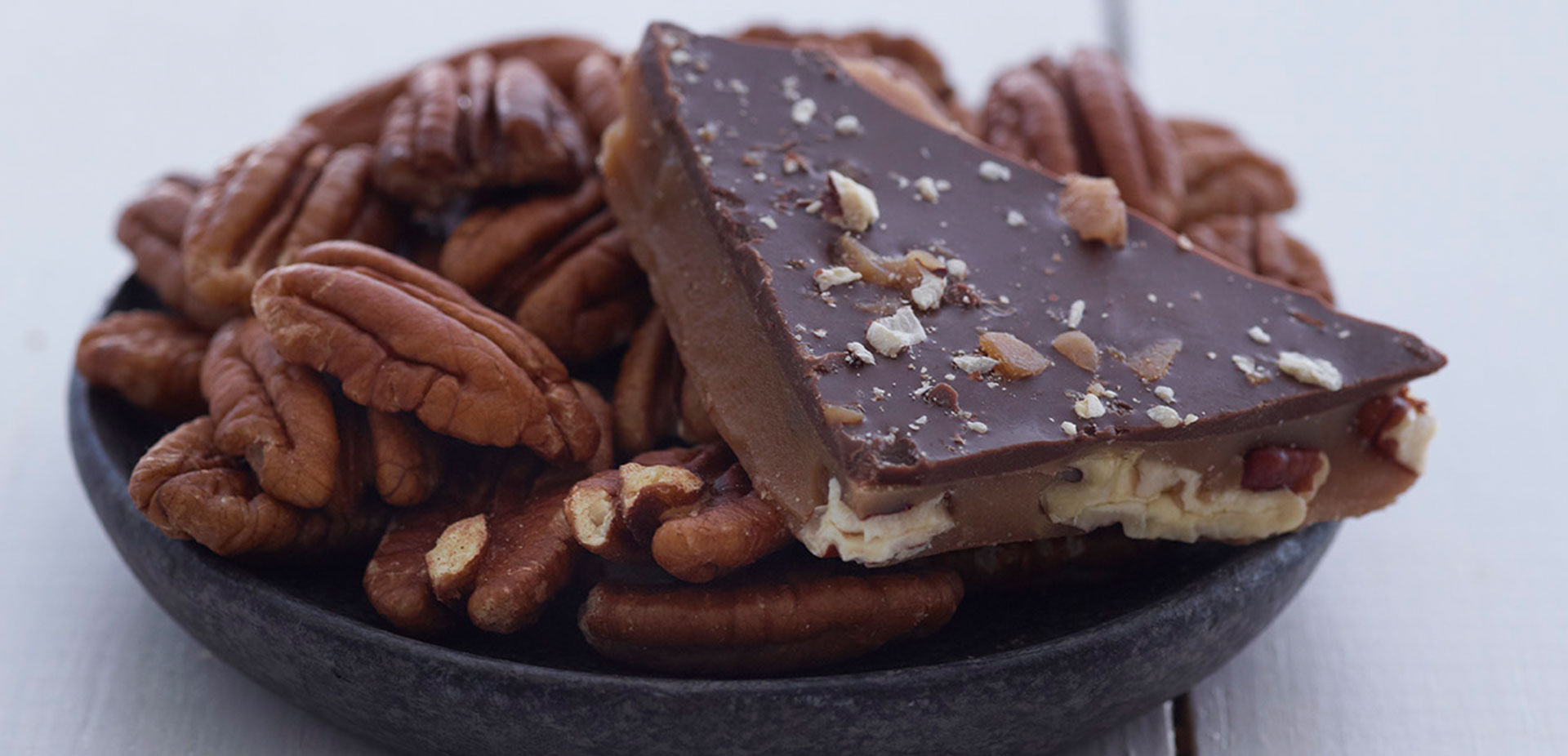 Southern Pecan Toffee